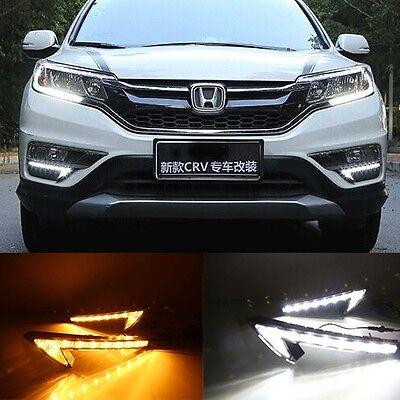 2x White 9 LED Daytime Running Lights DRL Fog Lamp for ...
