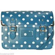 Polka Dot Laptop Bag