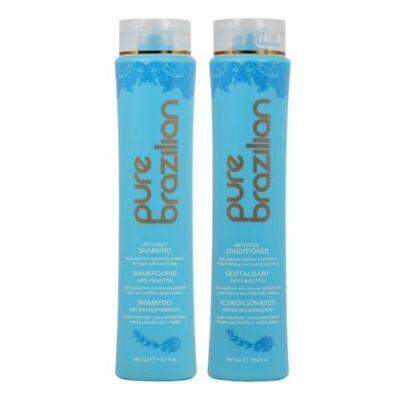 Pure Brazilian Shampoo & Conditioner DUO 13.5 oz - FREE SHIPPING