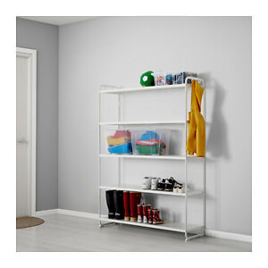 Storage shelving unit can deliver