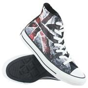 Black Converse Hi Tops