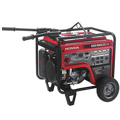 Honda Eb6500 - 5500 Watt Portable Industrial Generator