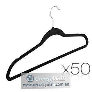 Bunch of Velvet Coat Hangers Melbourne CBD Melbourne City Preview