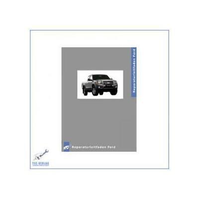 Ford Ranger (>2006) 2.5L , 3.0L TDCi Dieselmotor - Werkstatthandbuch comprar usado  Enviando para Brazil