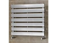 Designer Chrome Towel Rail