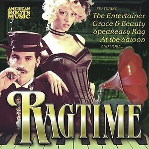 Ragtime-American Roots Music/Piano cd-Mint condition