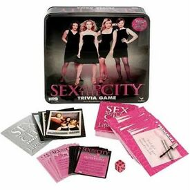 Sex in the city game