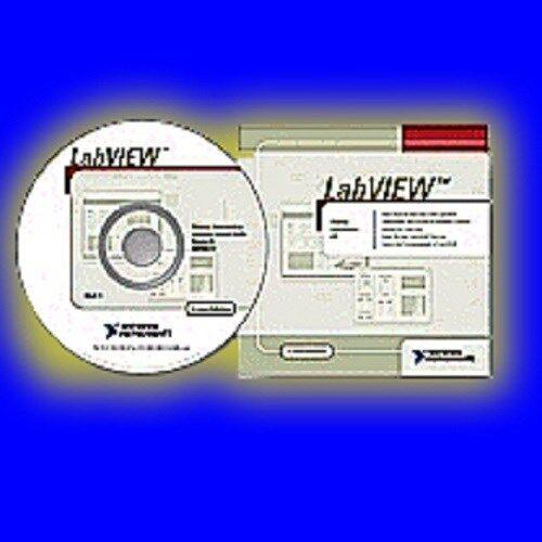 LABVIEW complete DVD VIDEO TUTORIAL for v5.0 thru v8.6