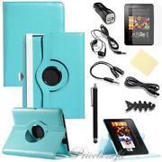 Kindle Fire HD Case Blue