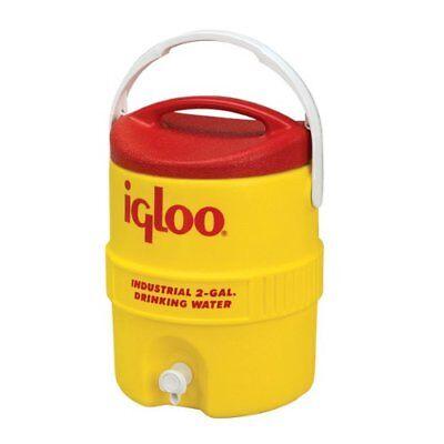 Igloo 421 Heavy -Duty Industrial Drinking Water Cooler, 2 Gallon