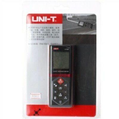 60m 197ft Digital Lcd Laser Distance Meter Range Finder Measure Tape Tool Usa
