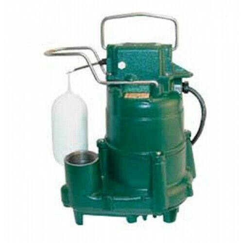 Zoeller 1/2 HP Submersible Sump Pump