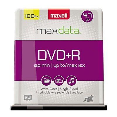 Maxell DVD+R Discs - 639016