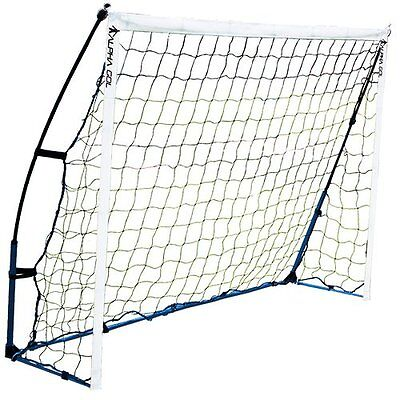 *PAIR* ALPHA Gear Portable FLEX GOAL 1.8m Wide x 1.2m High