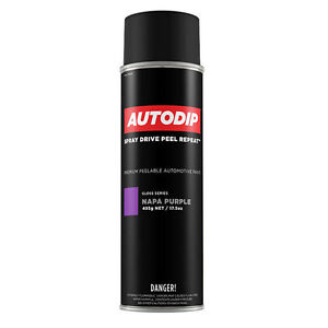Autodip Napa Purple - Peelable Spray Paint - Better PlastiDip