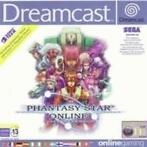 Phantasy Star Online (Sega Dreamcast tweedehands game)
