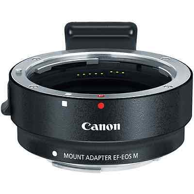 Canon EF-M Lens Adapter Kit for Canon EF / EF-S Lenses 6098B002 (NEW)
