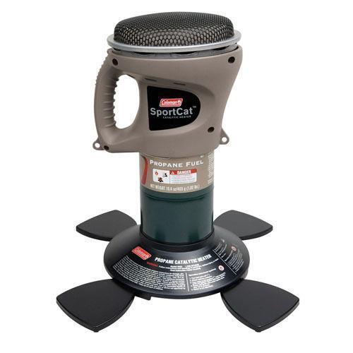 Coleman Portable Propane Heater Ebay