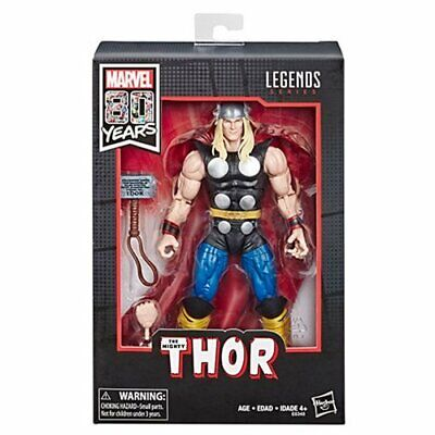 IN STOCK! Marvel Legends 80th Anniversary Thor 6-Inch Action Figure BY HASBRO