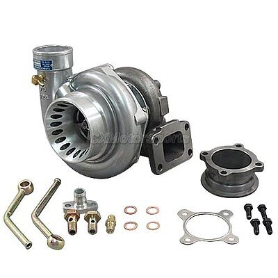 CXRacing T3 GT35 Turbo Charger Anti-Surge 500+ HP For Civic 240SX + Oil Fitting for sale  Temple City