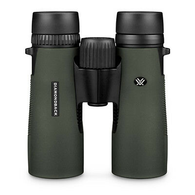Vortex Diamondback DB-205 10 x 42 Roof Prism Binoculars - 875874006430 for sale  Chalmette