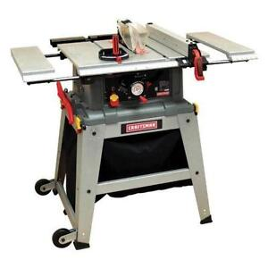Craftsman Table Saw Ebay