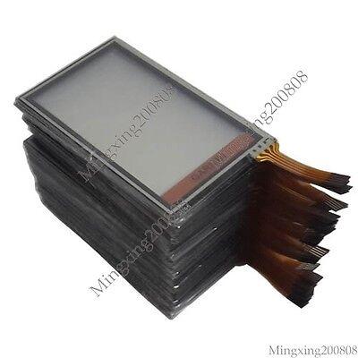 New Garmin Oregon 200 300 450 500 550 550T Front Touch Screen Digitizer Glass