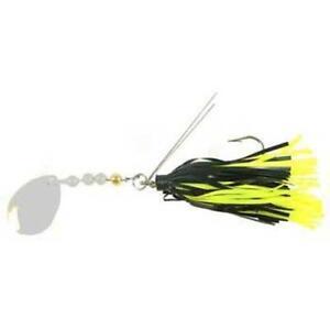 Hildebrandt Snagless Sally Nickle 3//8oz Chartreuse-Black