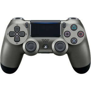 Limited Edition PS4 Controller (Steel Black) *Like NEW*