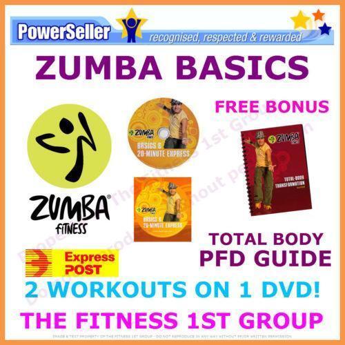Zumba Fitness Live Dvd: Zumba DVD: DVDs