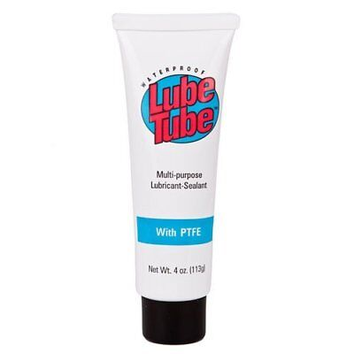 O-ring Lubricant - Lube Tube 4 oz. Teflon Lubricant Pool Spa Filter Rubber O-Ring Gasket Lube