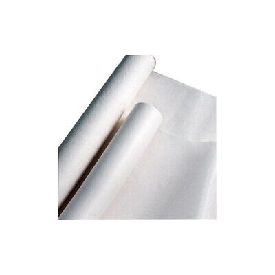 NEW Exam Table Paper Smooth / Crepe Various Size, White 12 Rolls - Paper Table