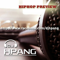 Dance to HIP HOP/RNB the entire night (DJ Services Offered)