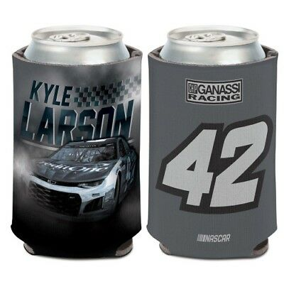 Kyle Larson 2018 Wincraft  42 Credit One Bank Tonal Can Coolie Free Ship