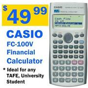 Casio Financial Calculator