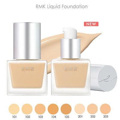 RMK Liquid Foundation SPF14 PA++ 30ml / 8 shades