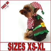 Dog Santa Outfit