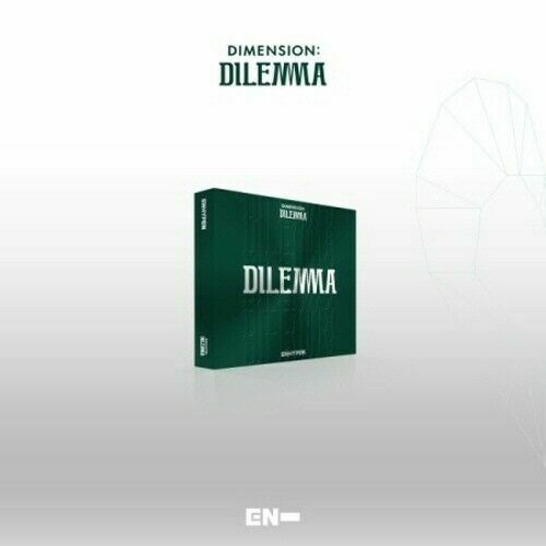 [US SHIPPING] ENHYPEN - DIMENSION : DILEMMA (ESSENTIAL Ver.)