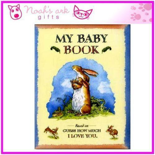 Guess How Much I Love You Baby Book Ebay
