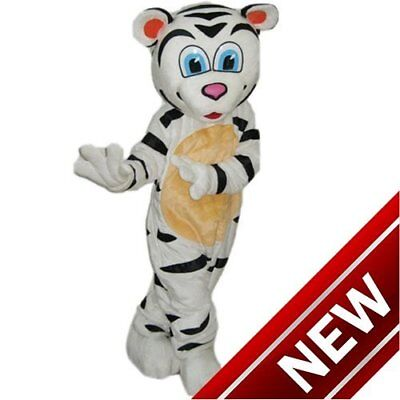 2018 New Wholesale Tiger Plush Cartoon Character Costume Mascot Cosplay Products