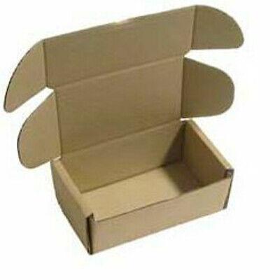 20 Postal Storage Cardboard Boxes 6 x 3.5 x 2.5
