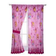 Disney Princess Window Curtains