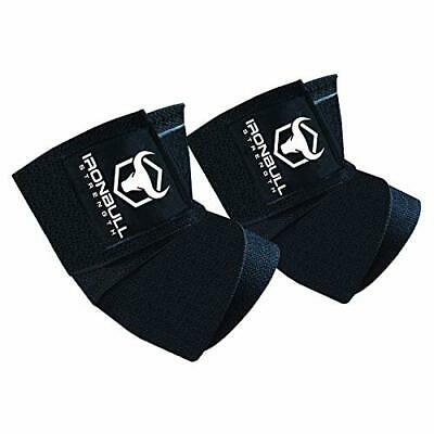 Elbow Wraps 1 Pair 40 Inches Elastic For Weightlifting Powerlifting Fitness Gym