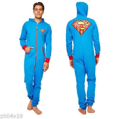 Superman onesie Jumpsuit (mens onsie, onesy onzie super man clothing- not gerber