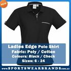 Check Polo Shirts for Women