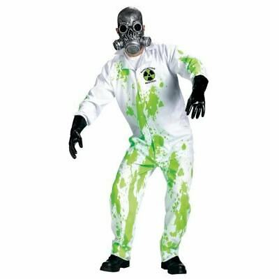 Mens Adult Japanese Japan Radioactive Recovery Disaster Jumpsuit Costume - Radioactive Costume