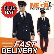 Airline Pilot Uniform