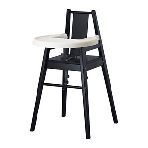 High Chair - IKEA.  VERY STURDY.  GREAT CONDITION.