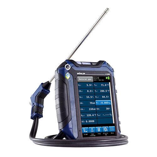 Wohler USA A550 SO2 KIT (7765)Flue Gas Alyzr,NO/NO2/SO2 Sensr