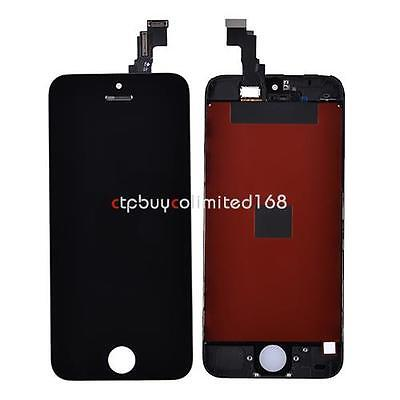 Full LCD Display+ Touch Screen Digitizer Assembly Repair For iPhone 5C Black on Rummage